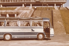 Reisebus des Elbe-Jeetzel-Reisedienstes