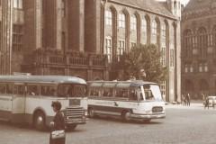 Reisebusse des Elbe-Jeetzel-Reisedienstes
