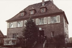 Das Ladengeschäft in Dannenberg um 1970.