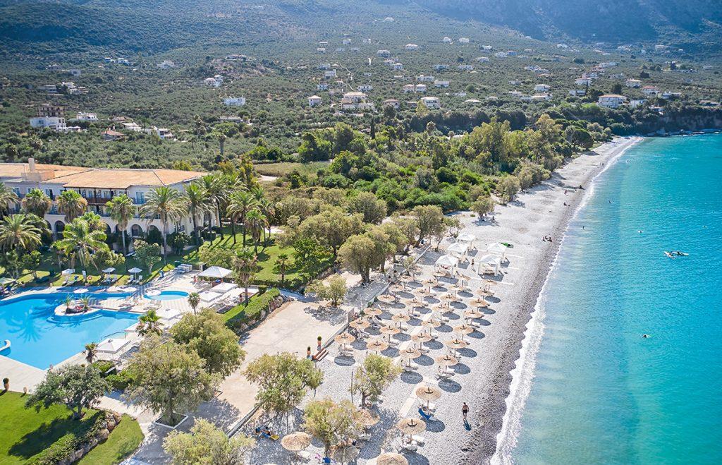 Damen Gruppenreise nach Griechenland